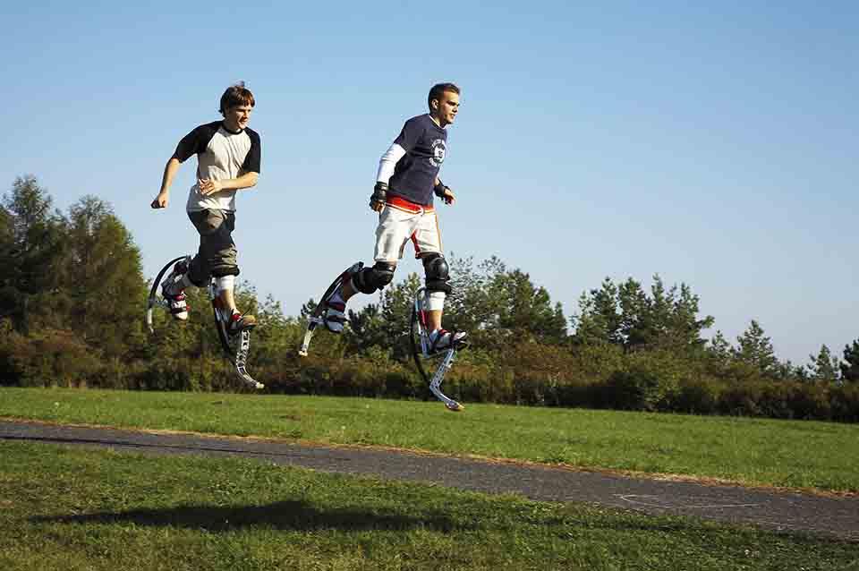 Pohyb budúcnosti: 6 adrenalínových vychytávok ktoré musíte vyskúšať