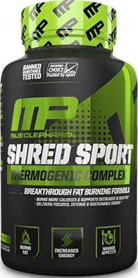 Shred Sport - Muscle Pharm