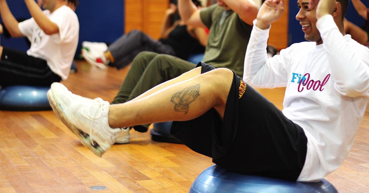 balančný tréning