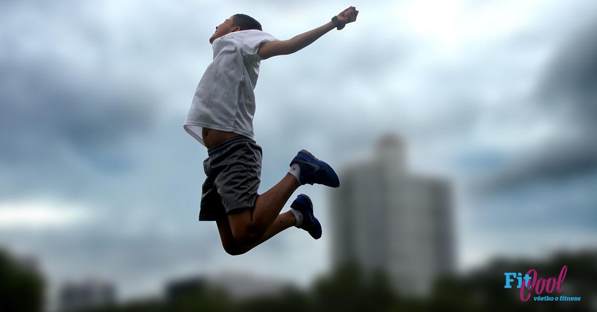 skákanie na tramplíne - jumping