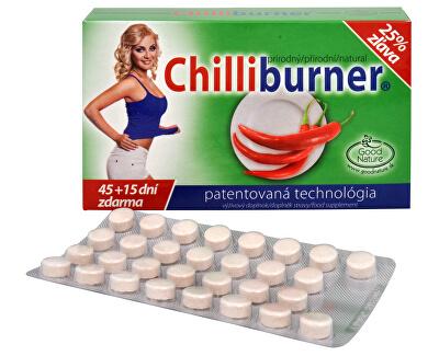 Chilliburner 45 tbl. + 15 tbl. ZADARMO
