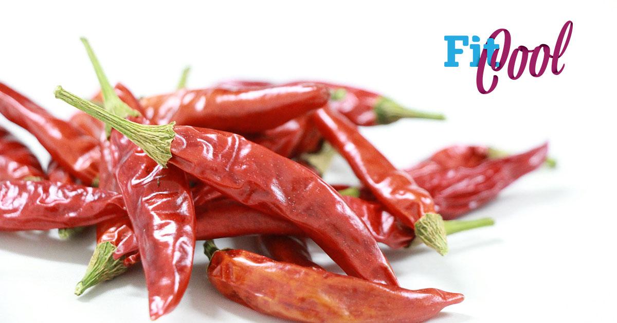 Tabletky na chudnutie obsahuju kapsaicin ktory sa nachadza v chilli paprickach