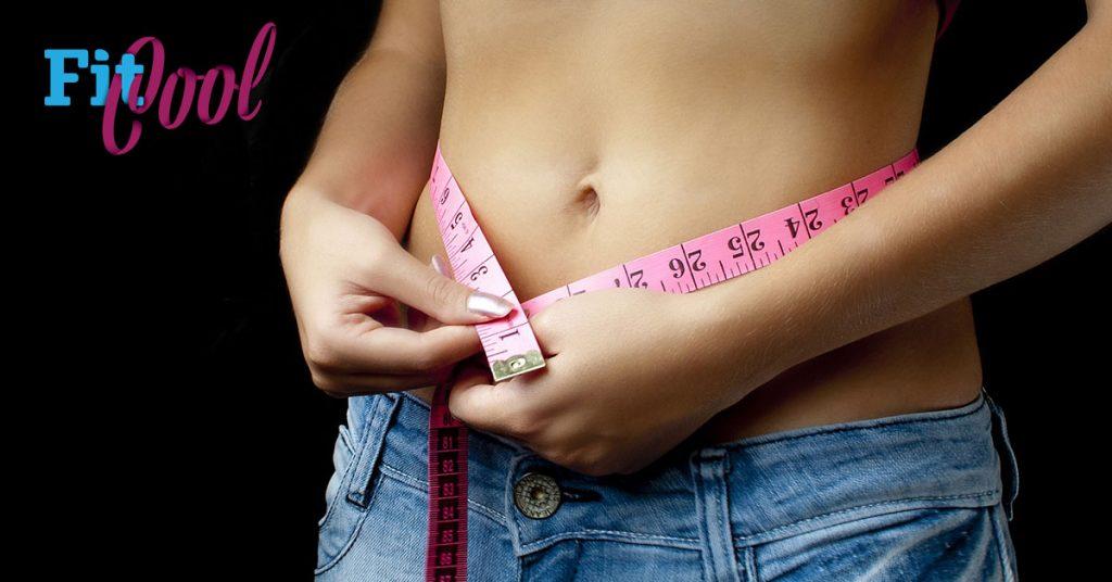 tabletky na chudnutie - meranie obvodu pasa
