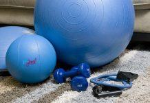 Ako trénovať doma - fitness pomôcky