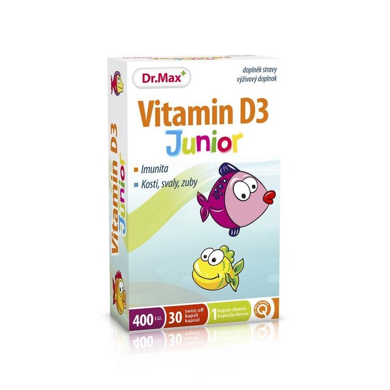 Vitamín D3 Junior