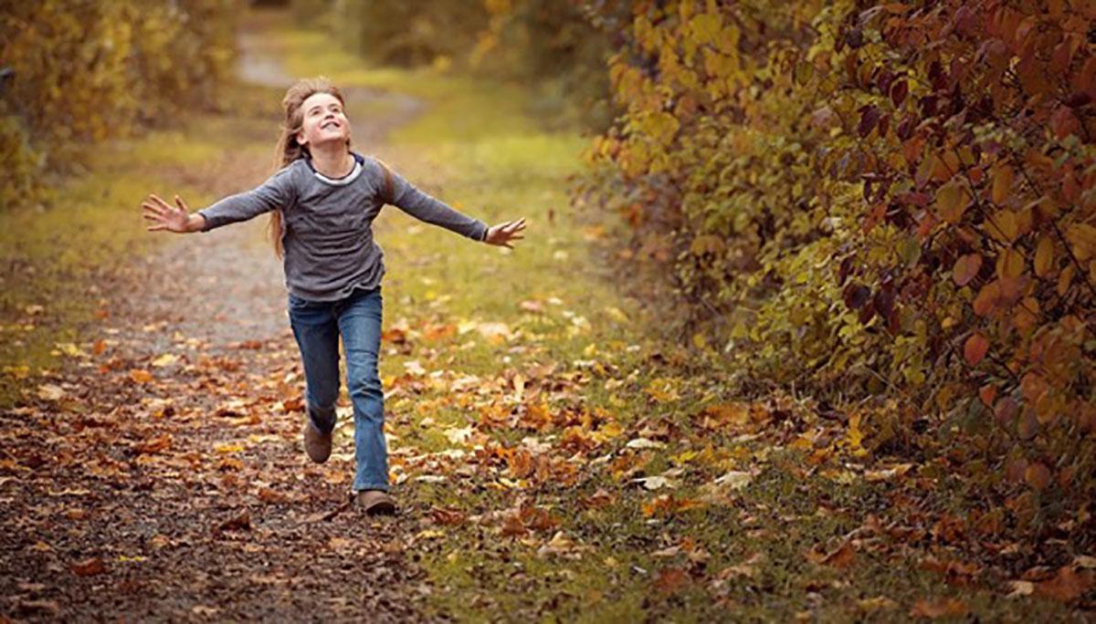 Behanie v zlom počasí na jeseň
