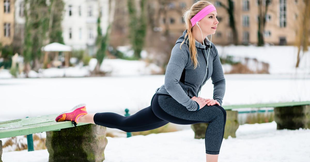 Zahrej sa a kvalitný športový výkon podáš aj v zime