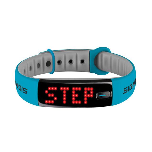 Fitness náramok Sigma Activo - recenzia