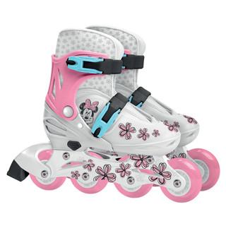 Detské nastaviteľné kolieskové korčule Minnie Mash Up - recenzia