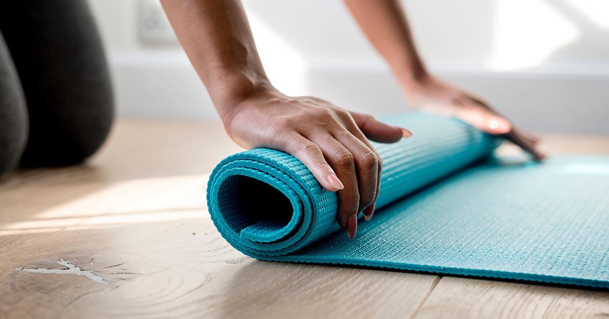 čo jesť po tréningu - yogamatjka