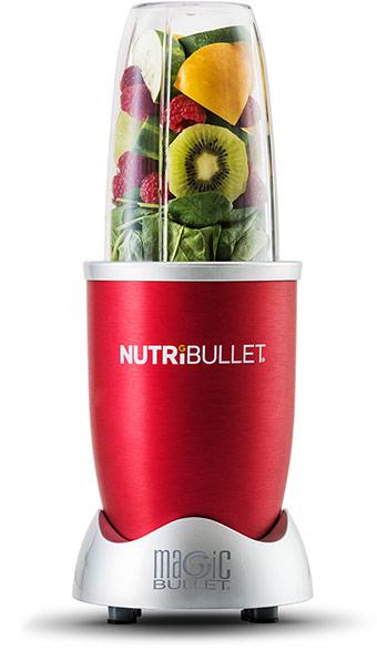 delimano nutribullet 600w - recenzia