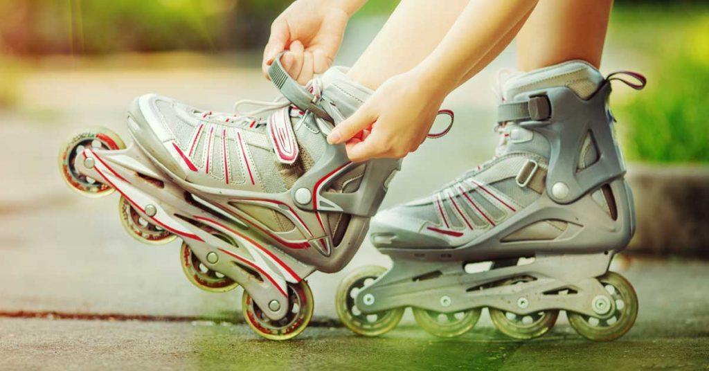 kolieskové korčule -recenzia