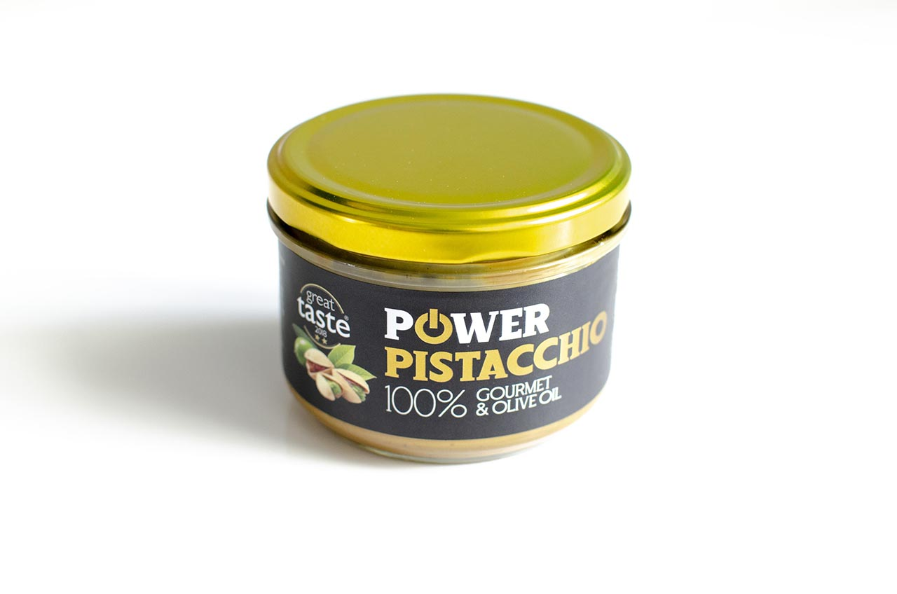 Power Pistacchio 200 g - recenzia orechove maslo