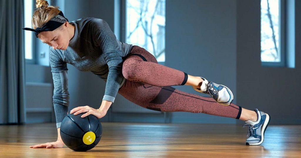 Kruhový tréning ti pomôže dostať sa do formy