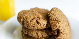 Špaldové cookies s proteínom