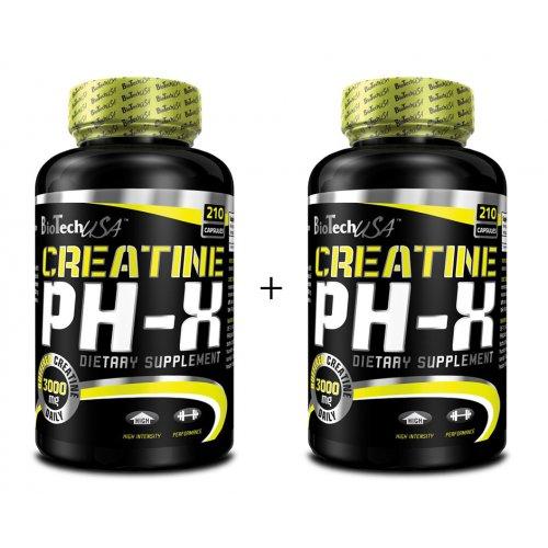 Creatine pH-X - recenzia