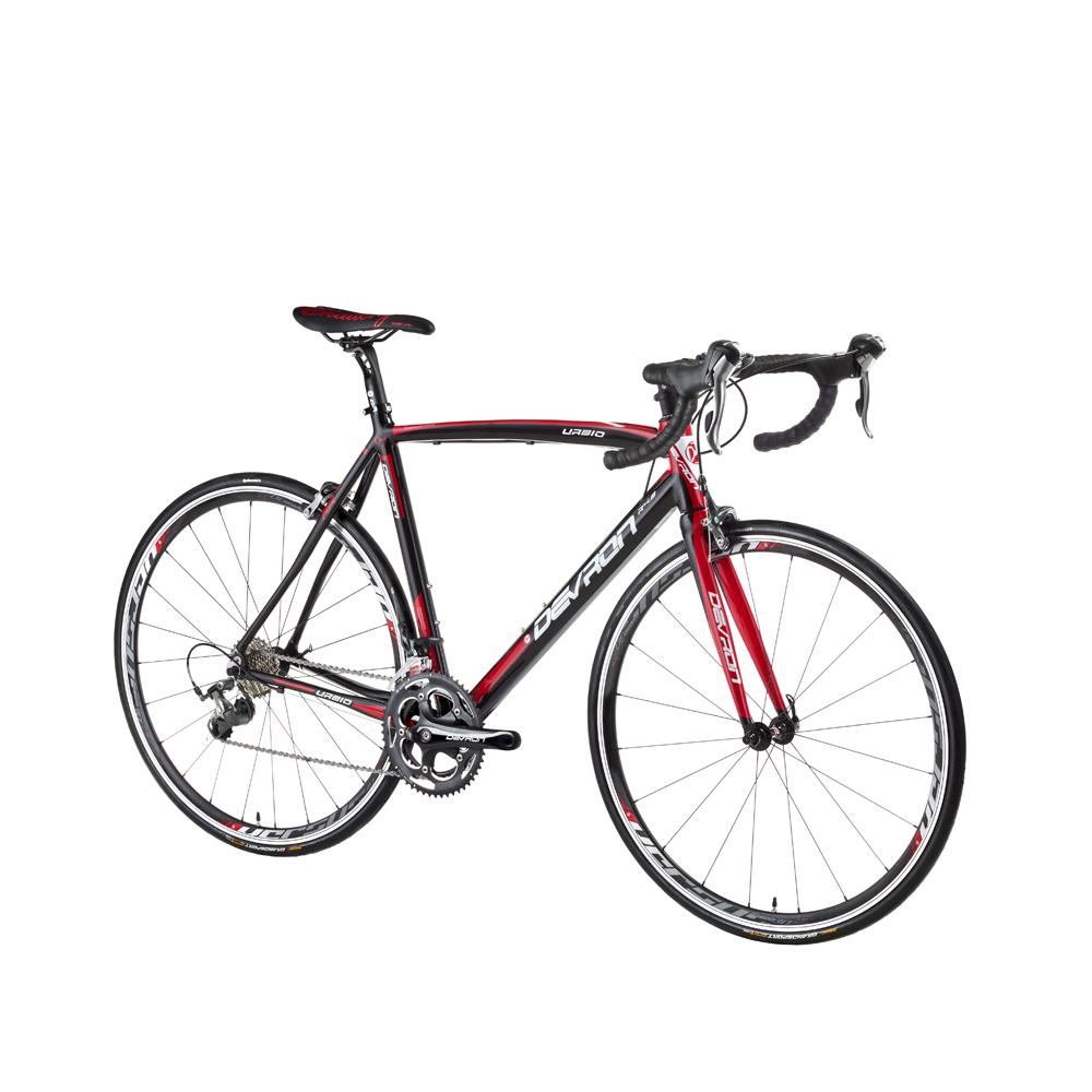 Cestný bicykel Devron Urbio R4.8 - model 2016 - recenzia