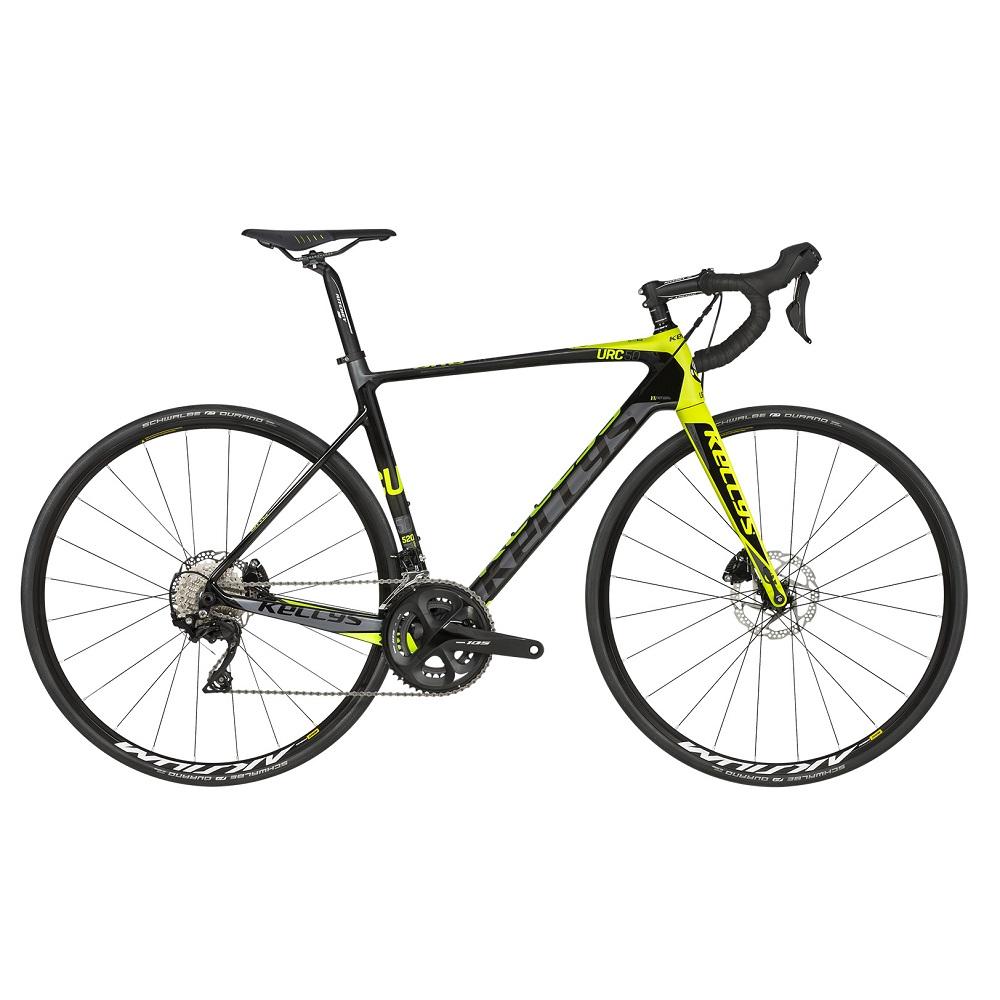 """Cestný bicykel KELLYS URC 50 28"""" - model 2019 - recenzia"""