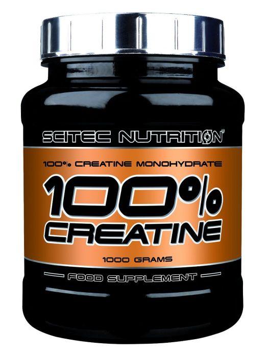 Kreatín 100% - Scitec Nutrition - recenzia