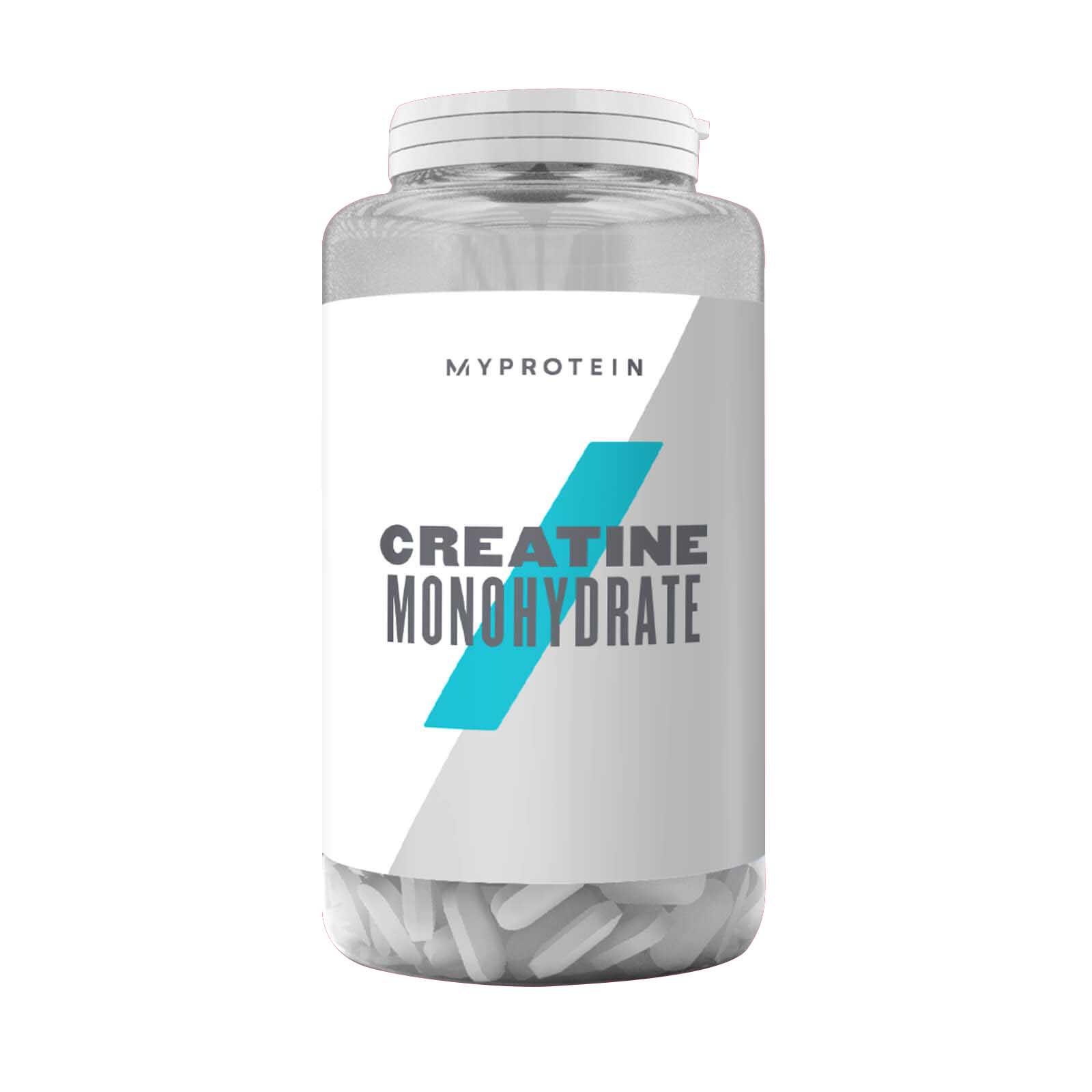 Kreatín Monohydrát - recenzia