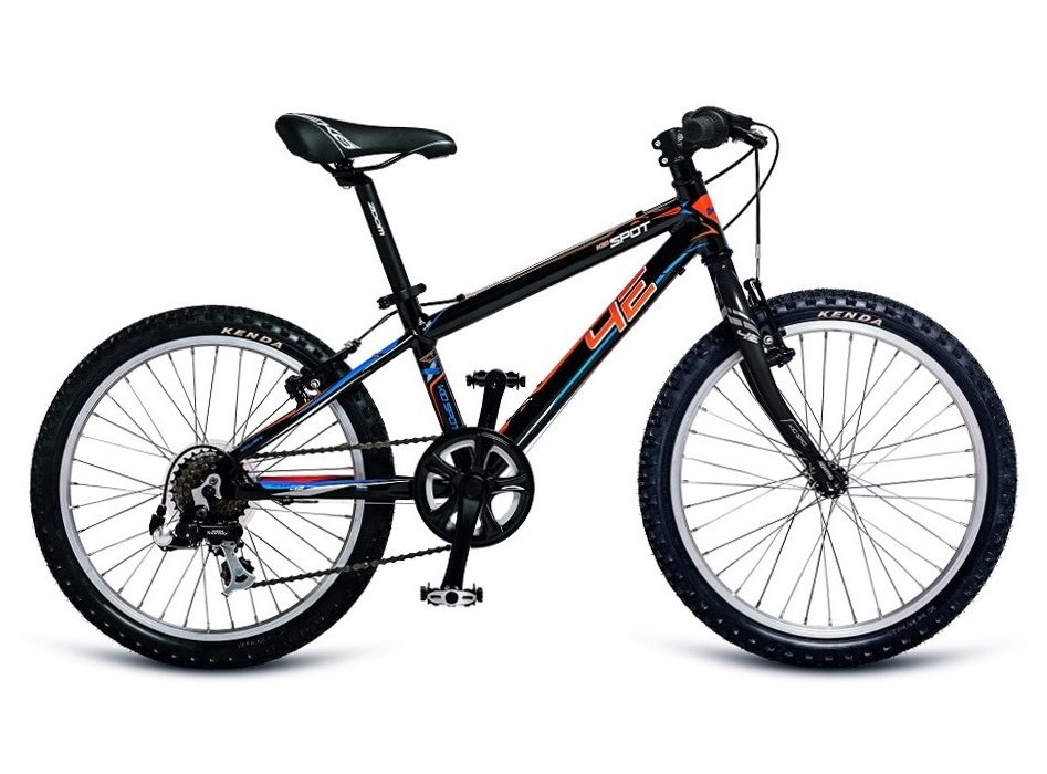 "Detský bicykel 4EVER Kid Spot 20"" - recenzia"