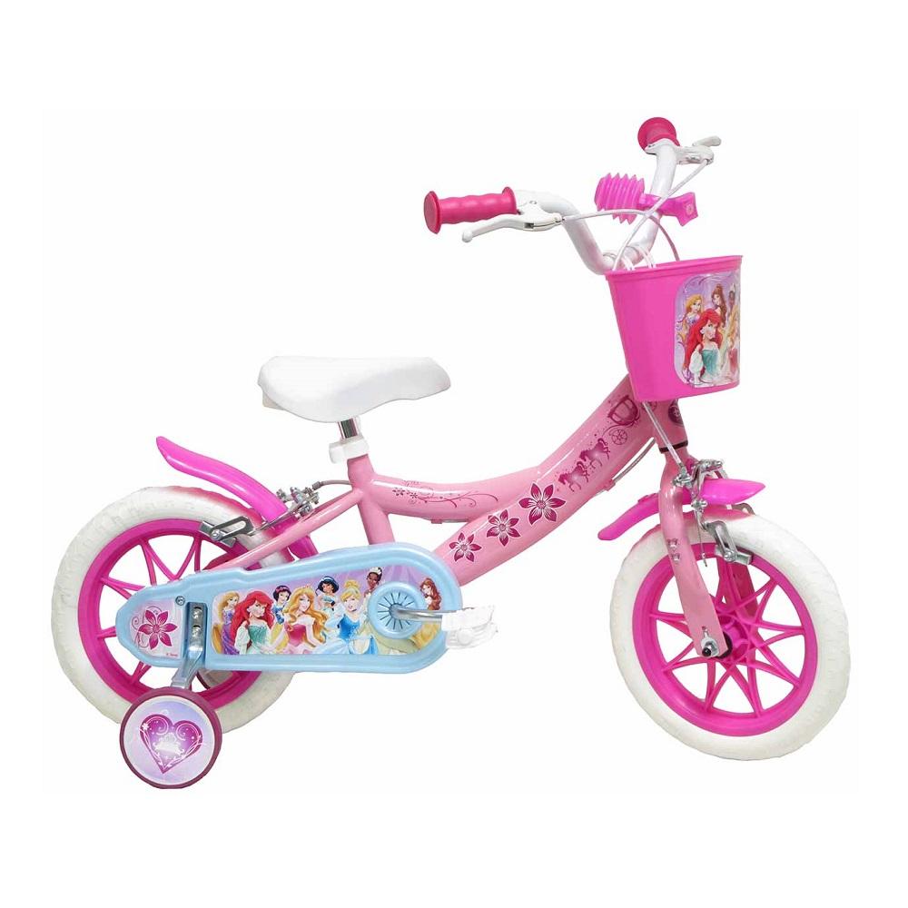 "Detský bicykel Coral Disney Princess 12"" - recenzia"