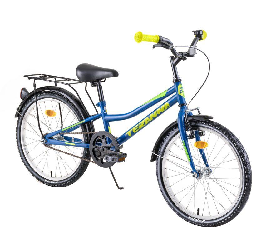 "Detský bicykel DHS Teranna 2001 20"" - recenzia"