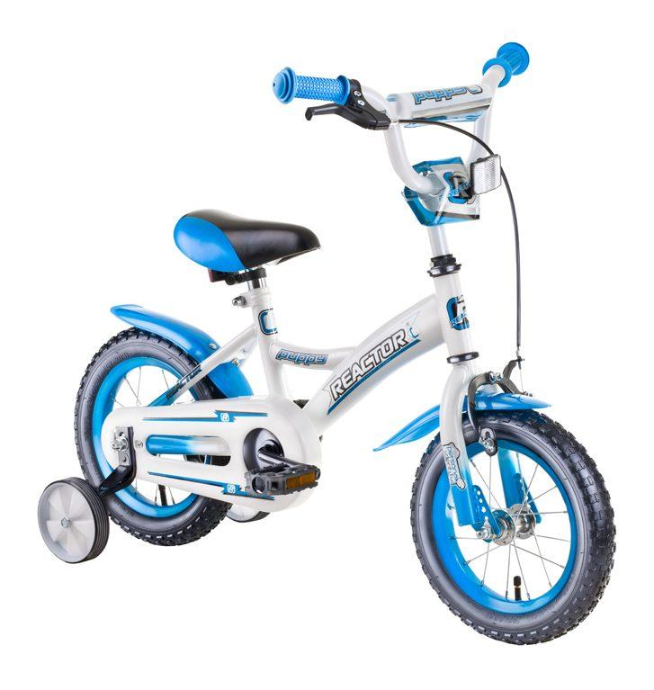 "Detský bicykel Reactor Puppi 12"" - model 2019 - recenzia"