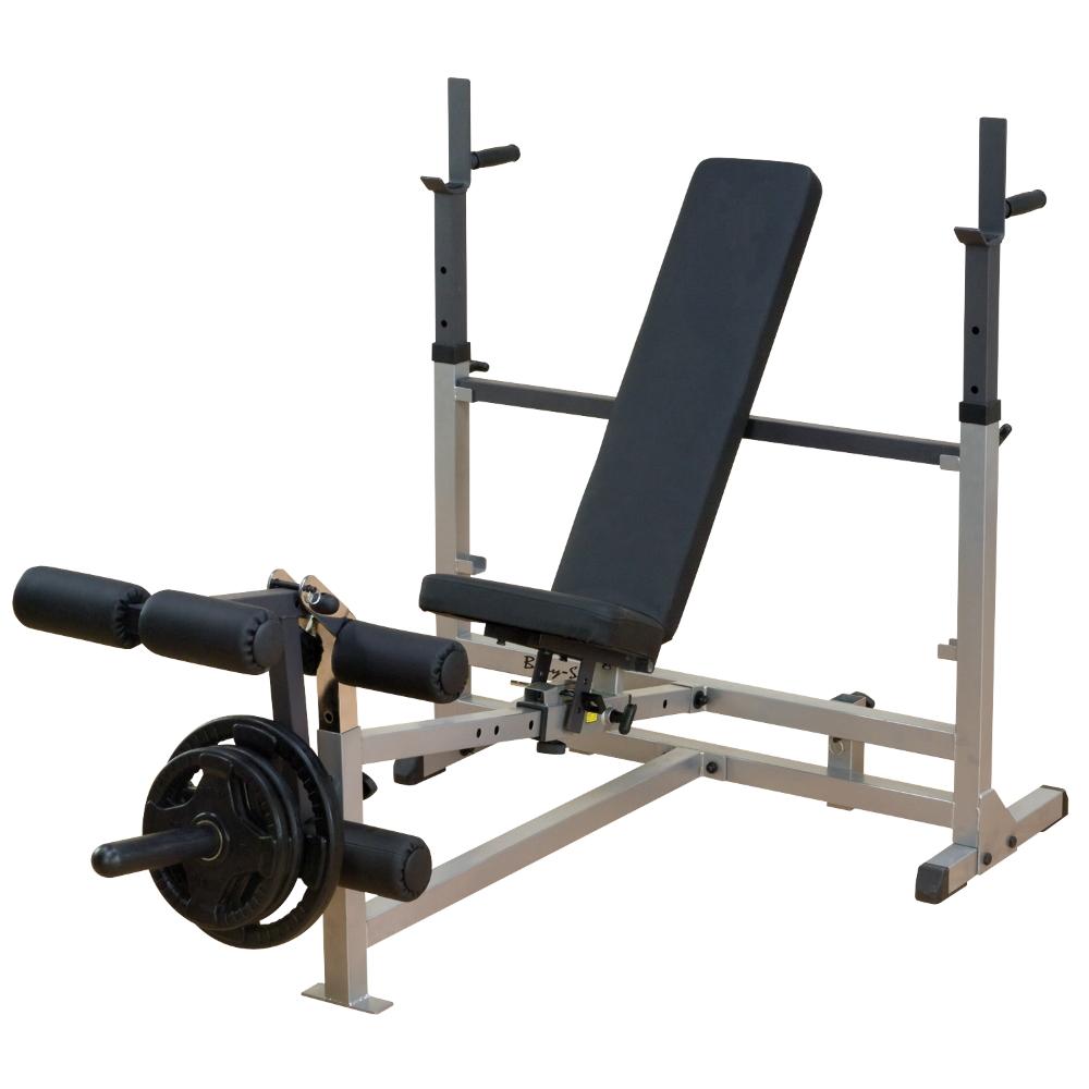 GDIB46L Body-Solid Bench press lavica
