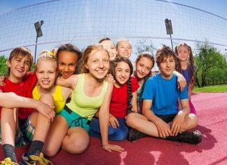ako inšpirovať deti k športu