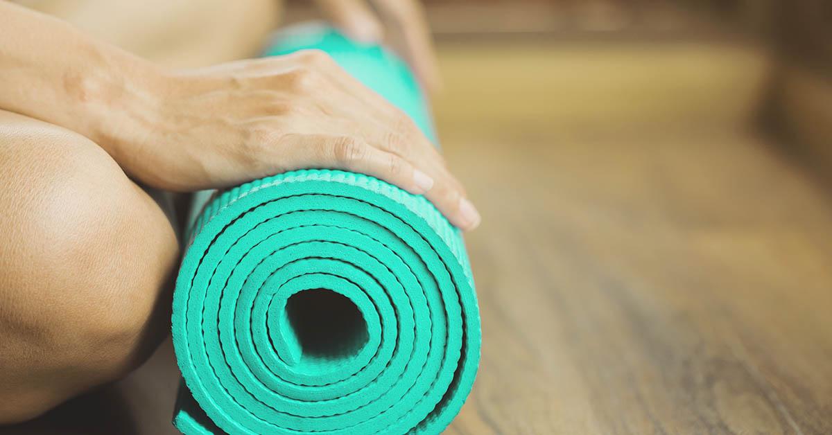Čo na cvičenie jogy potrebujem?