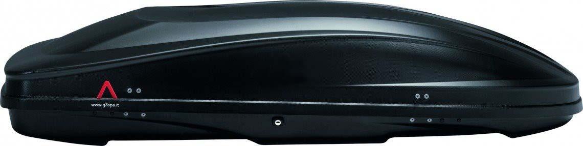 najlepsie stresne boxy G3 Spark 480 Black