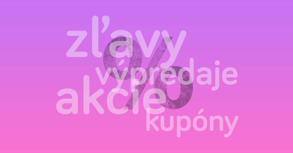 fitcool zlavy akcie kupony vypredaje na slovenskych esopoch