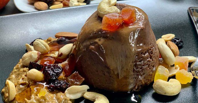 hrnčekový koláč - mug cake