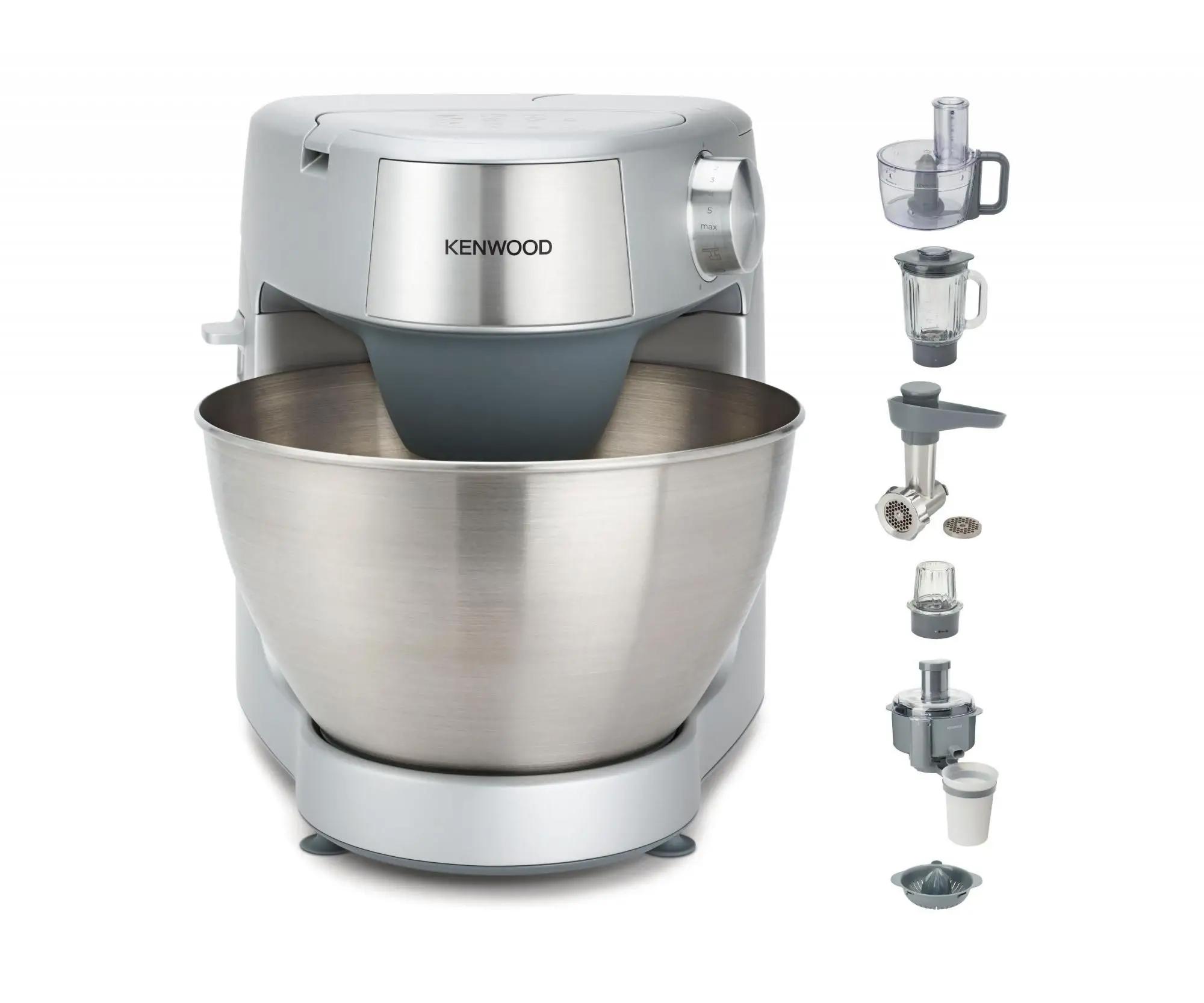 Recenzie kuchynských robotov - Kuchynský robot Kenwood KHC29.WOSI