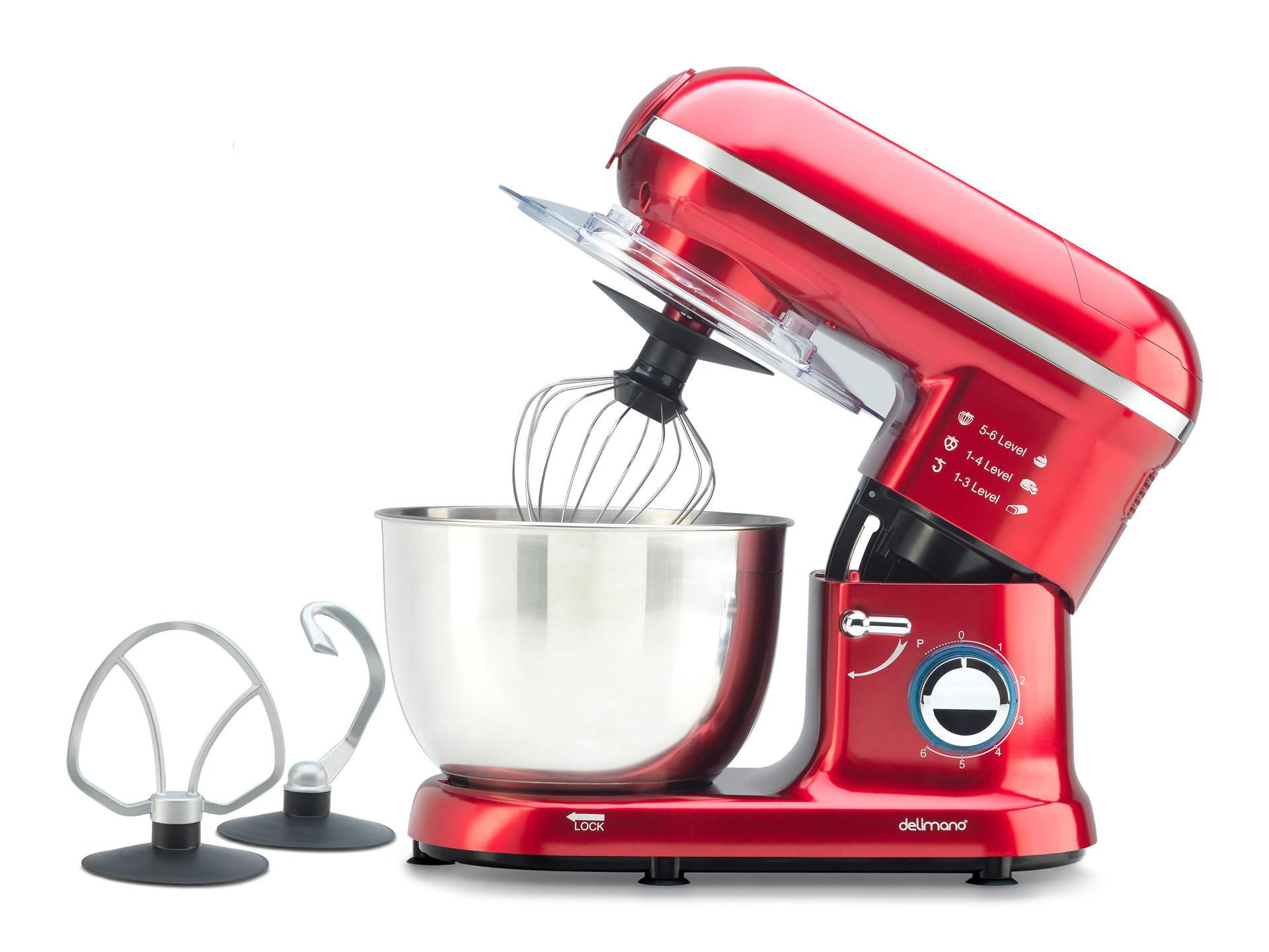Recenzie kuchynských robotov - Kuchynský robot Delimano