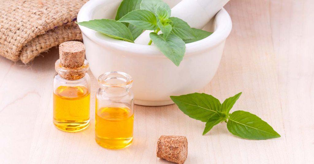 esenciálne oleje