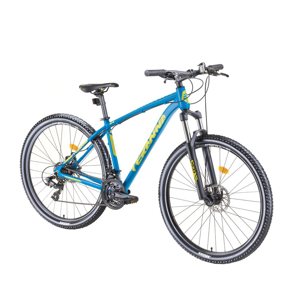 Horský bicykel DHS Teranna 2925 - najlepsie horske bicykle recenzia