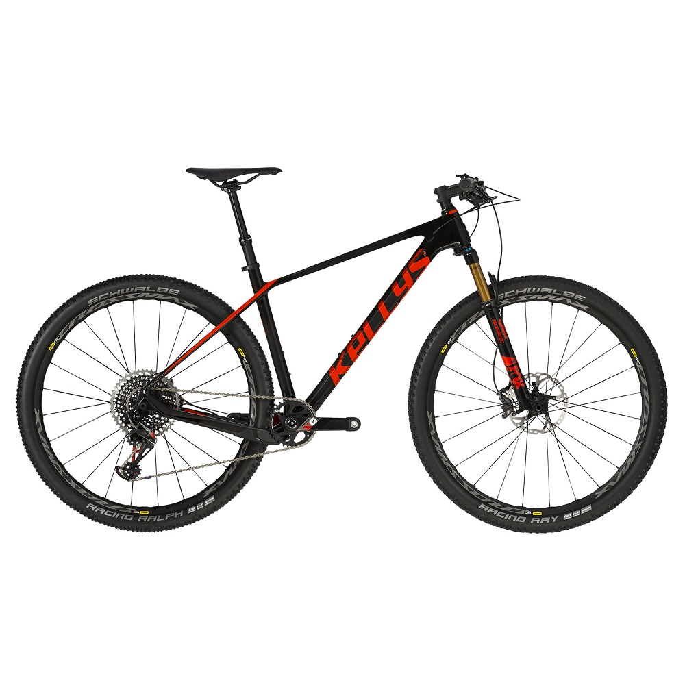 Horský bicykel Kellys Hacker 90 29´´ - najlepsie horeske bicykle recenzia
