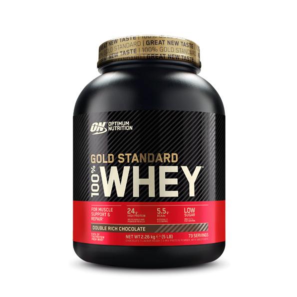 najlepsie proteiny recenzia - 100% whey old standard