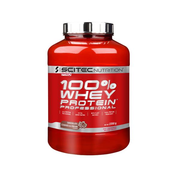 najlepsie proteiny recenzia - 100% whey protein scitec