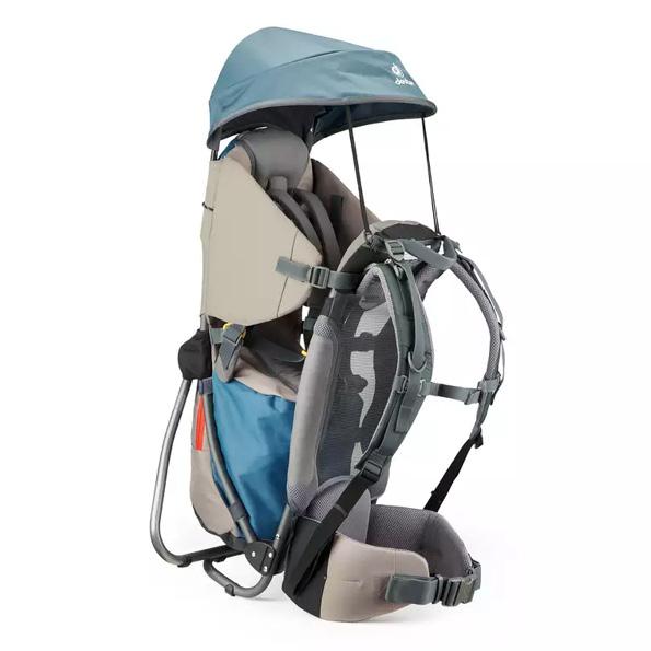 najlepšie detské turistické nosiče - Detské nosidlo Comfort Lite Deuter - recenzia