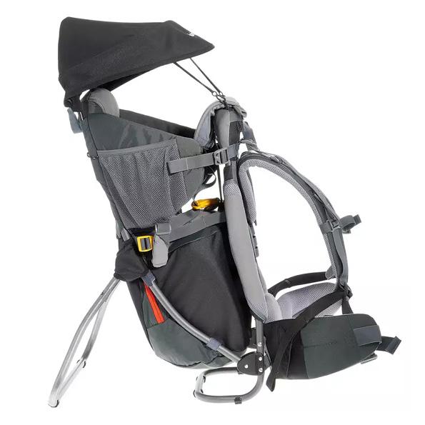 najlepšie detské turistické nosiče - Detské nosidlo Comfort Plus Deuter - recenzia
