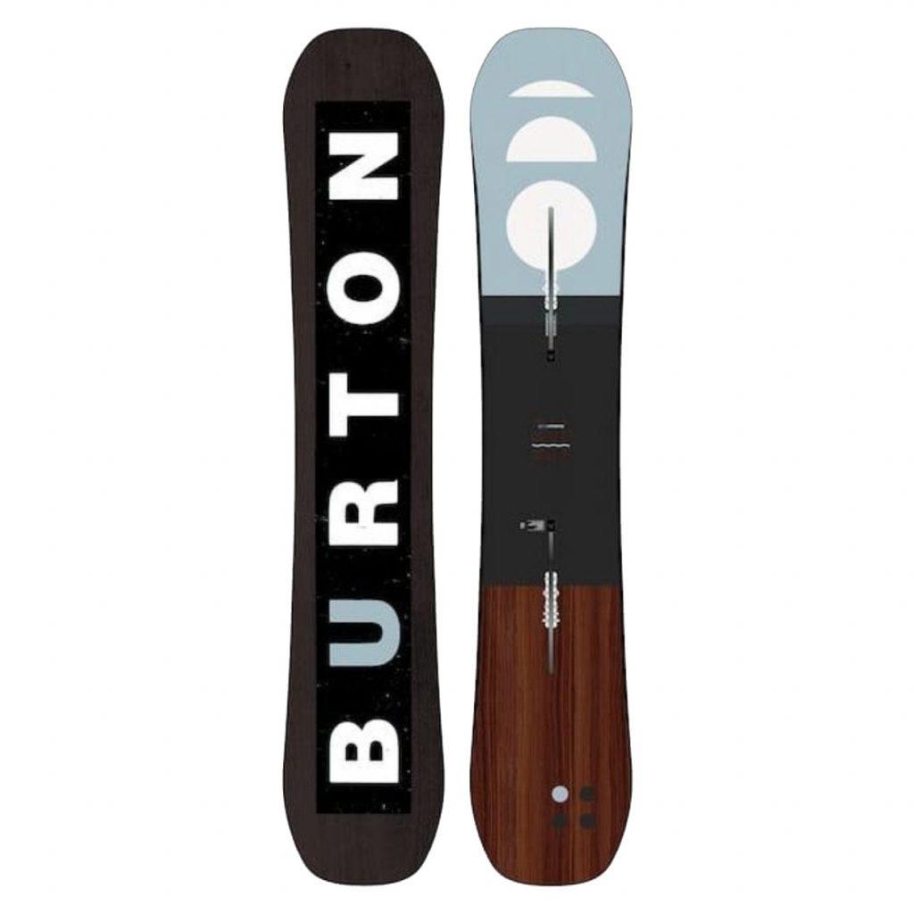 najlepšie snowboardy - BURTON Custom Flying V