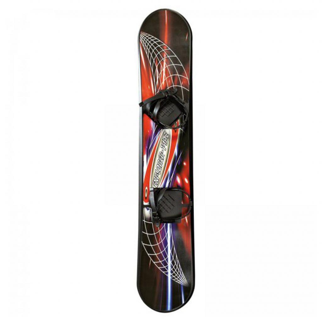 najlepšie snowboardy - DETSKÝ SNOWBOARD 130 CM